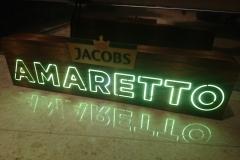 подставка с подсветкой для бара