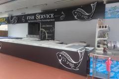 реклама рыбного магазина