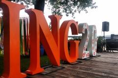 фотозона объемные буквы