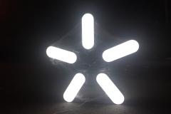 фотозона с подсветкой