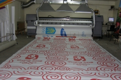 Широкоформатная печать на пленке